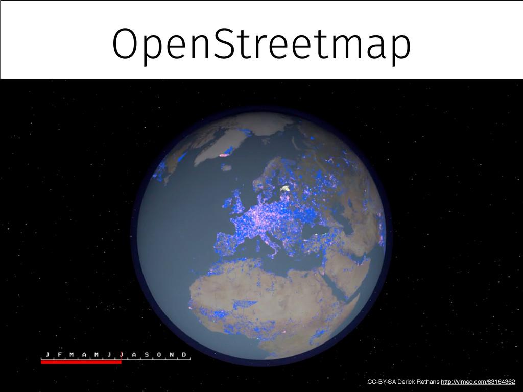 OpenStreetmap CC-BY-SA Derick Rethans http://vi...
