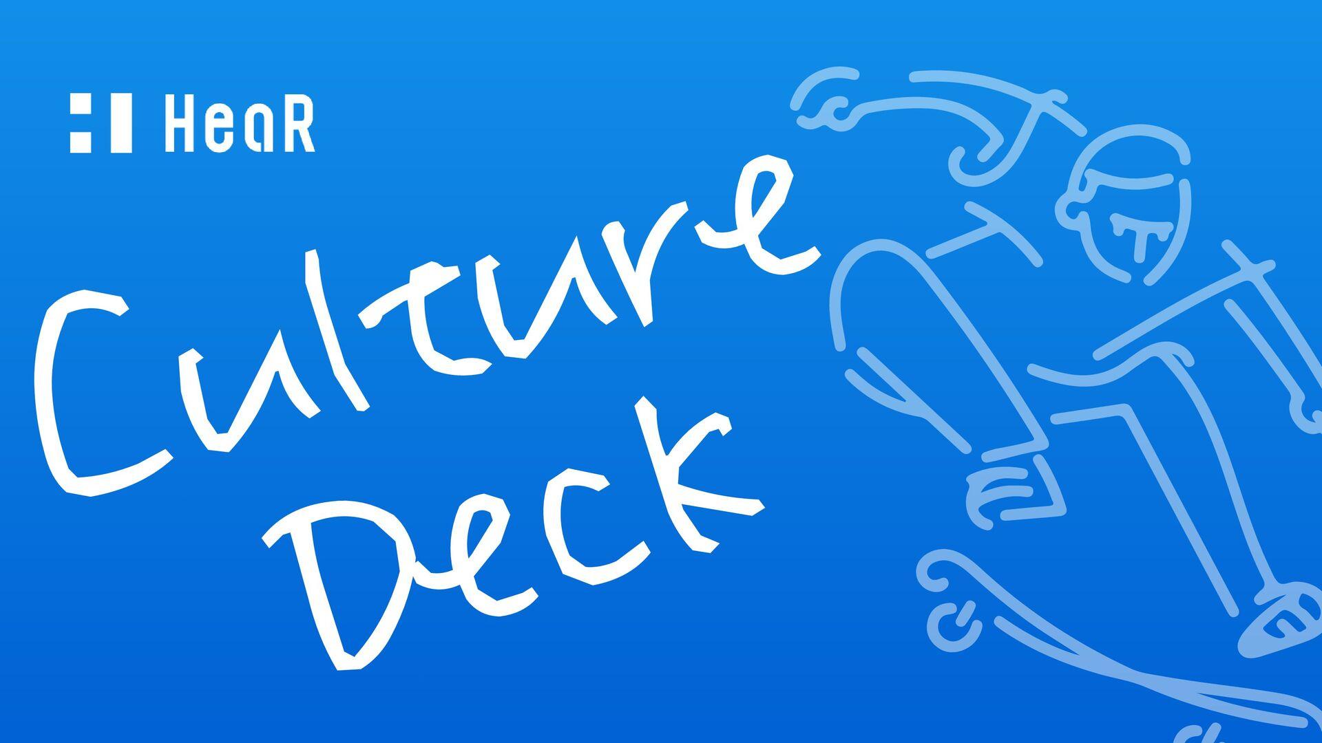 Culture Deck HeaR Inc.