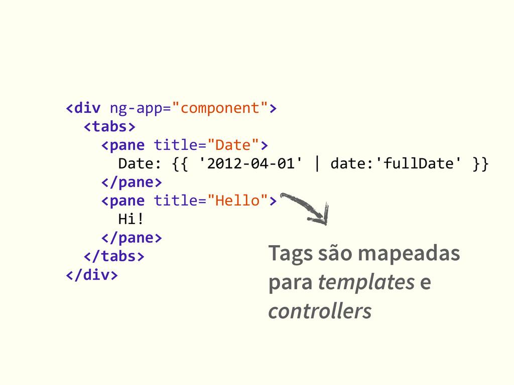 "<div ng-‐app=""component"">    <tabs..."