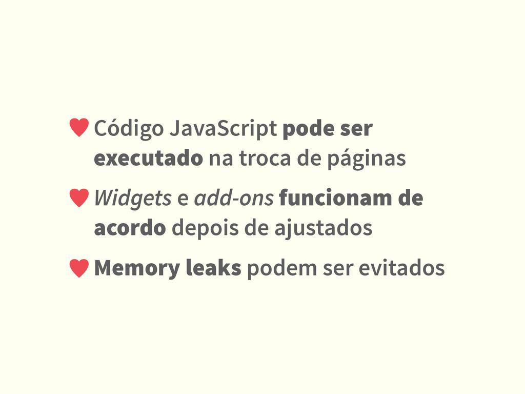 Código JavaScript pode ser executado na troca d...