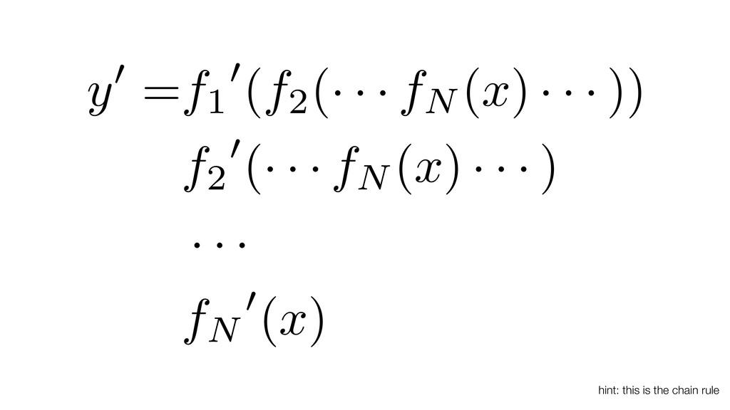 y0 =f1 0(f2(· · · fN (x) · · · )) f2 0(· · · fN...