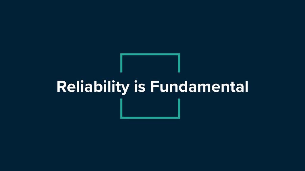 @HannahFoxwell #VelocityConf Reliability is Fun...