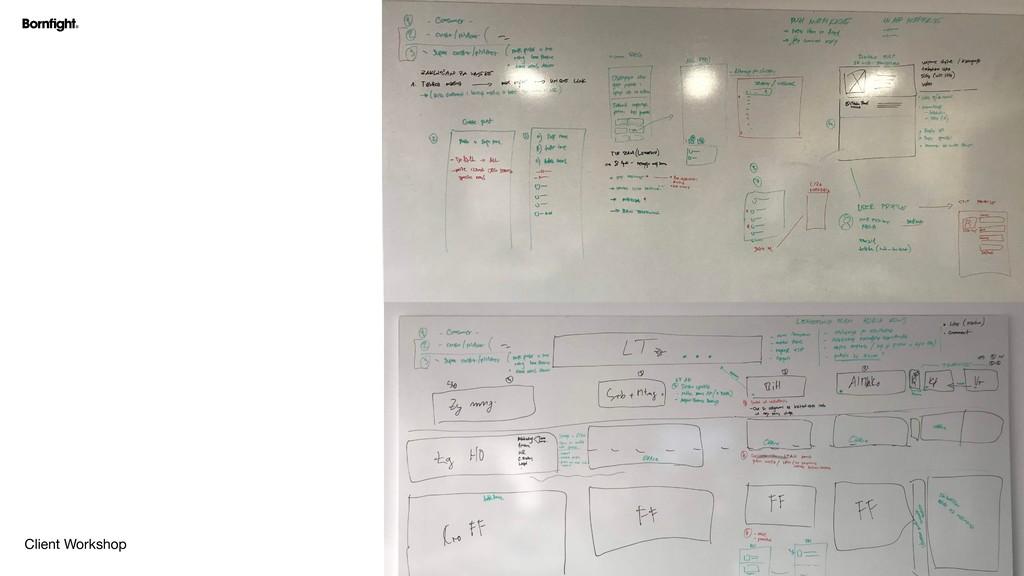 Client Workshop