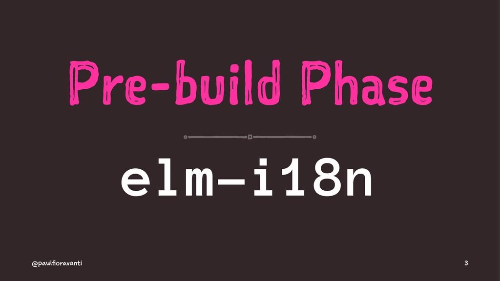 Pre-build Phase elm-i18n @paulfioravanti 3