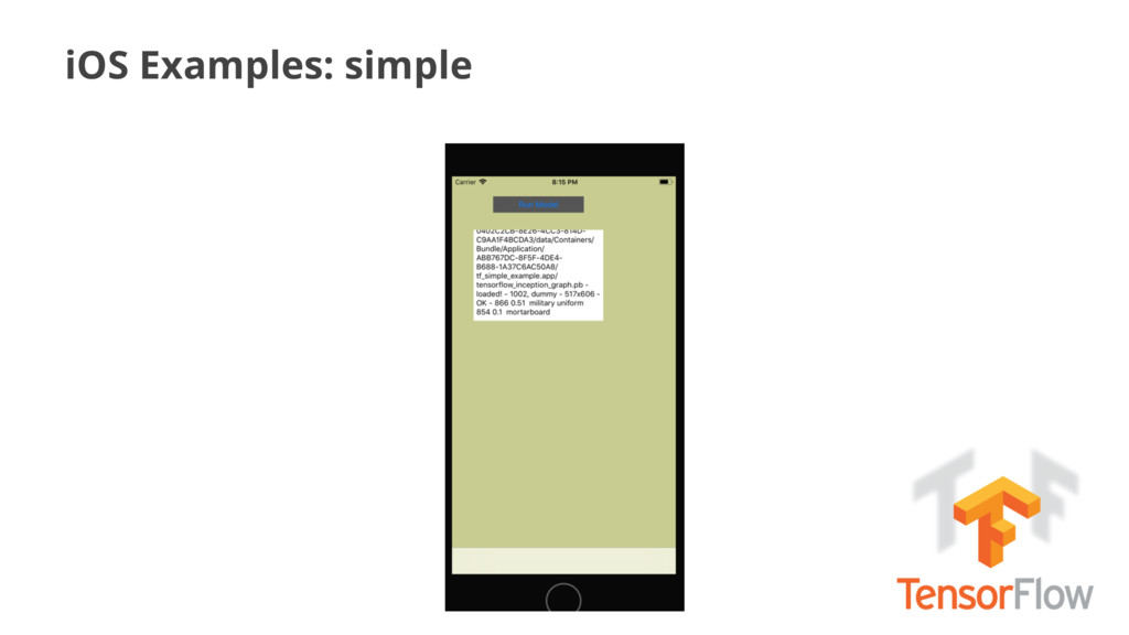 iOS Examples: simple