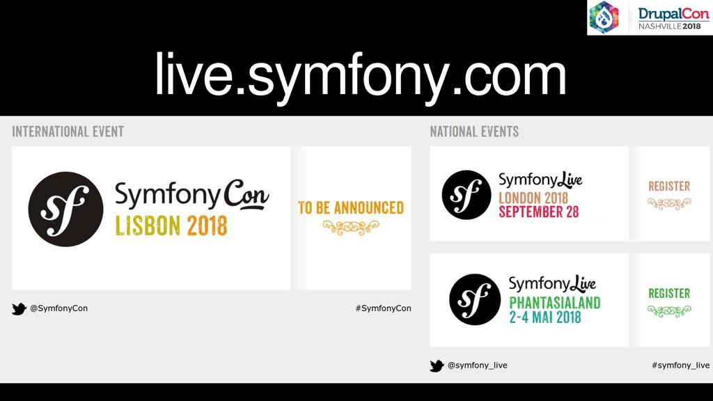 live.symfony.com