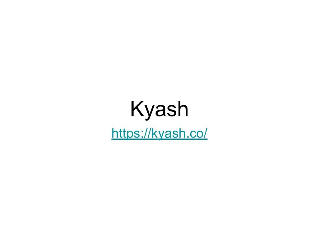 Kyash https://kyash.co/