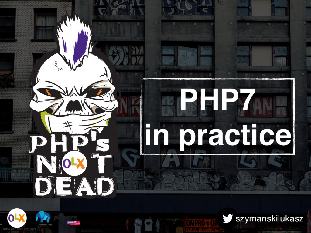 szymanskilukasz PHP7 in practice szymanskilukasz