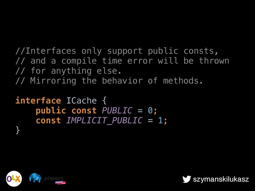 szymanskilukasz //Interfaces only support publi...