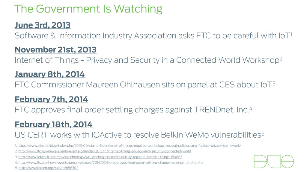 The Government Is Watching January 8th, 2014 FT...