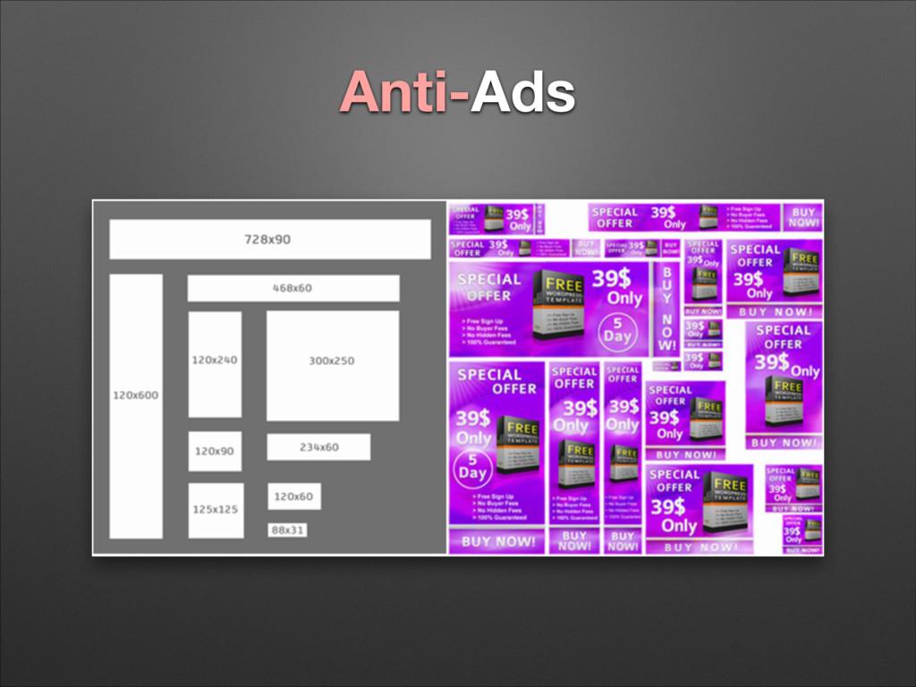 Anti-Ads