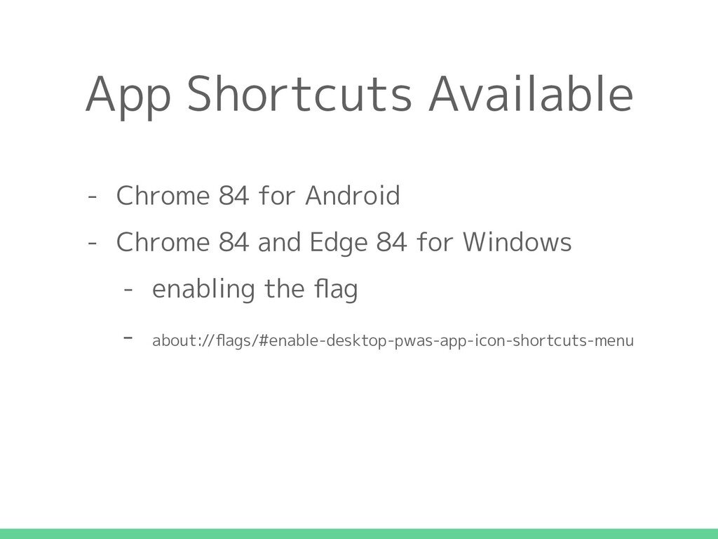 - Chrome 84 for Android - Chrome 84 and Edge 84...