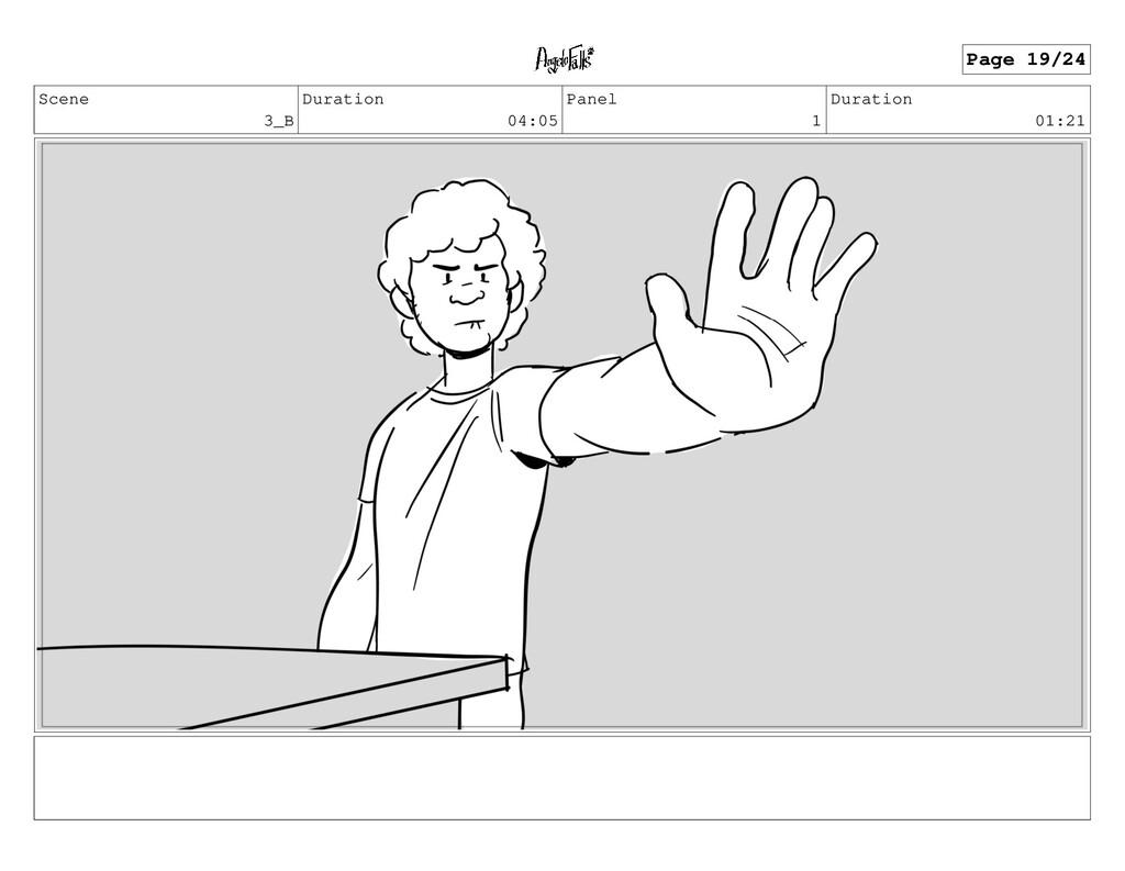 Scene 3_B Duration 04:05 Panel 1 Duration 01:21...