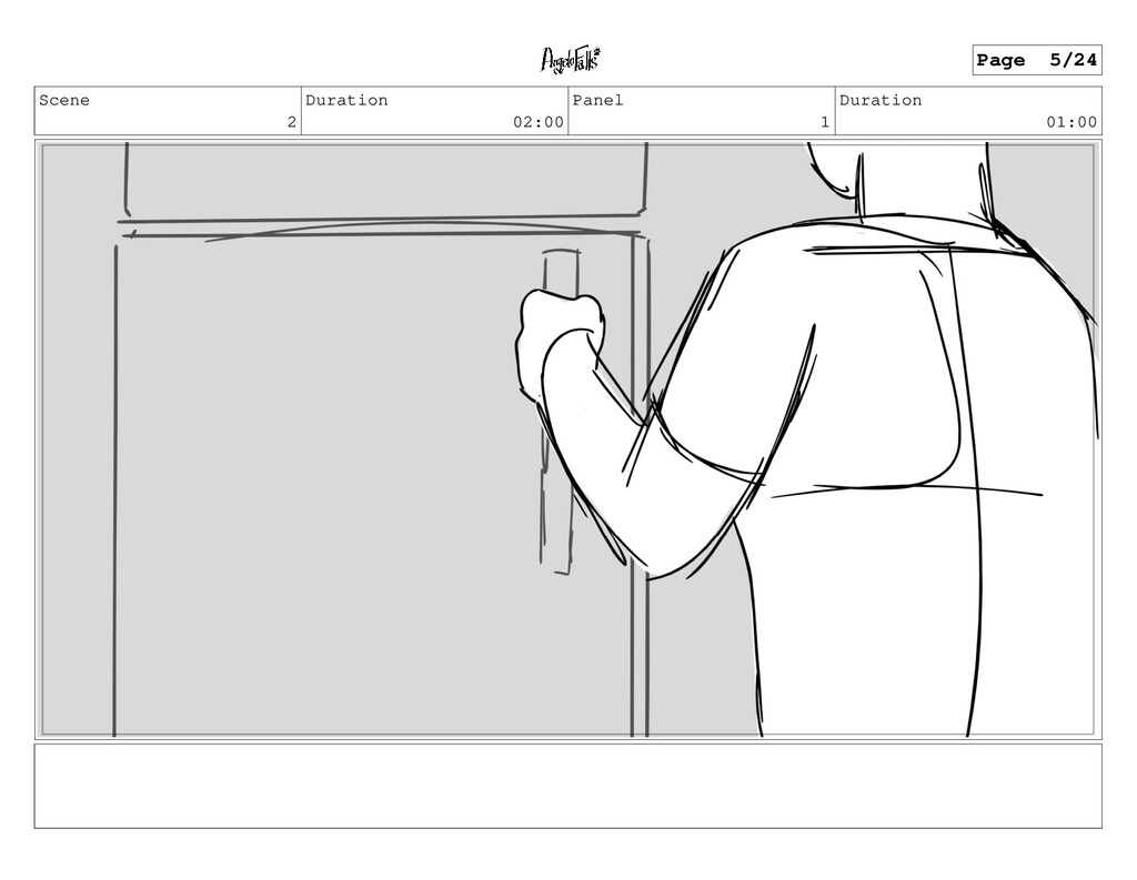 Scene 2 Duration 02:00 Panel 1 Duration 01:00 P...