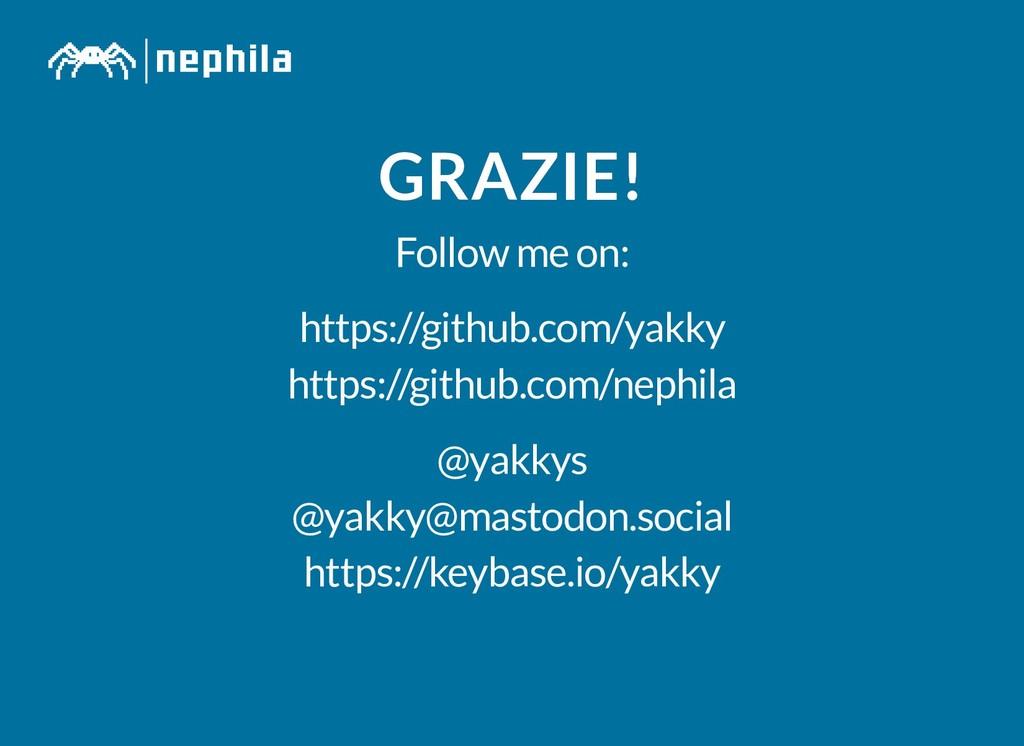 GRAZIE! GRAZIE! Follow me on: https://github.co...