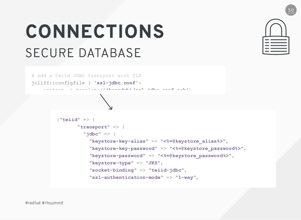 CONNECTIONS CONNECTIONS SECURE DATABASE SECURE ...