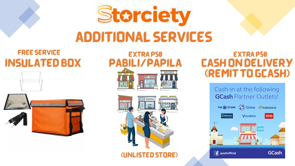 INSULATED BOX PABILI/PAPILA CASH ON DELIVERY (R...