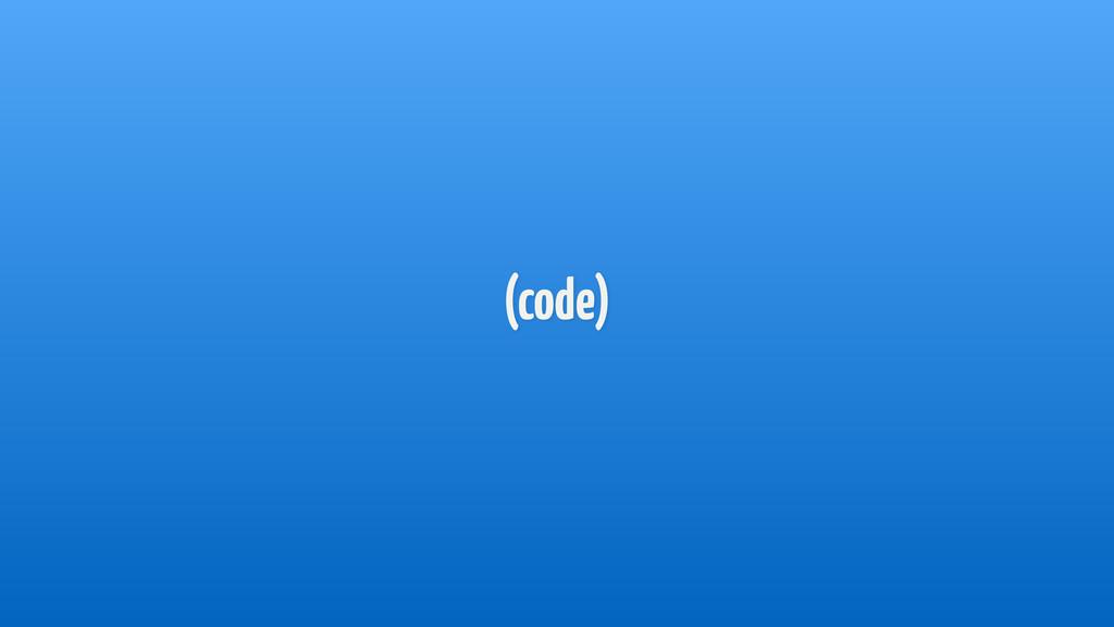 (code)