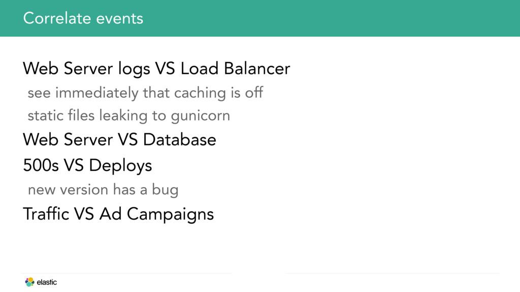 Web Server logs VS Load Balancer see immediatel...