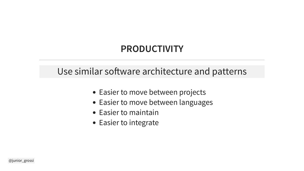 @junior_grossi PRODUCTIVITY Use similar so ware...