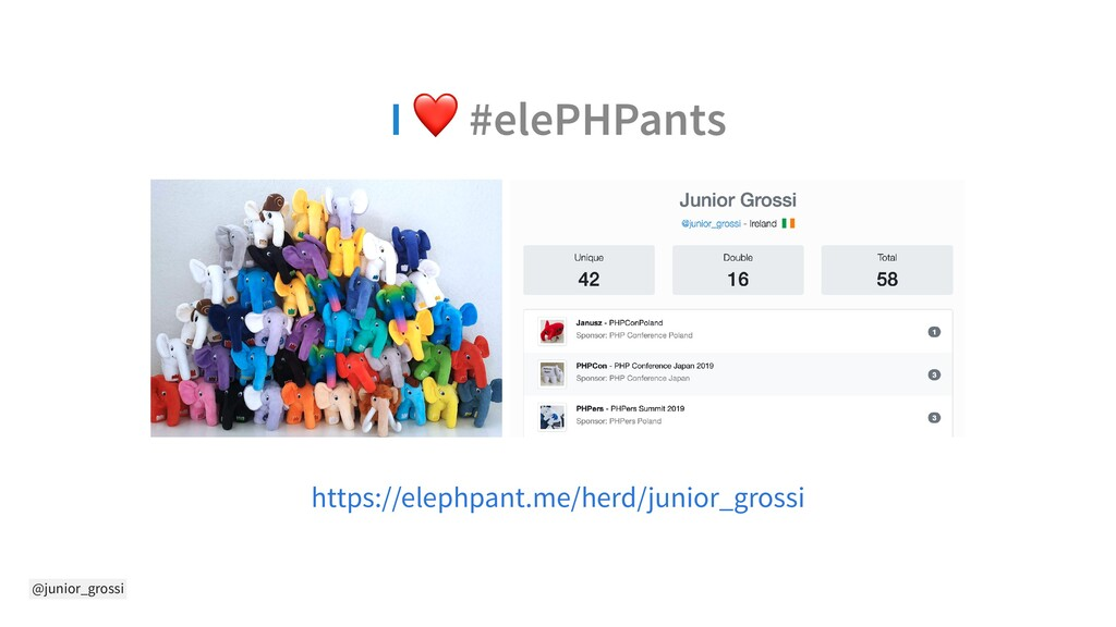 @junior_grossi I ❤ #elePHPants https://elephpan...