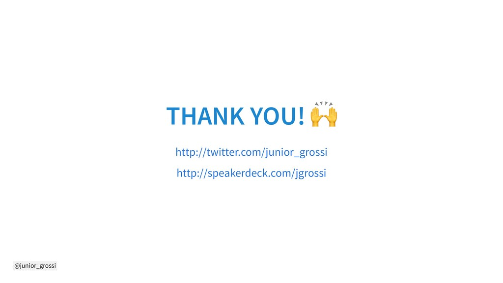 @junior_grossi THANK YOU! http://twitter.com/ju...