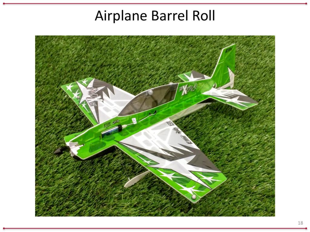 Airplane Barrel Roll 18