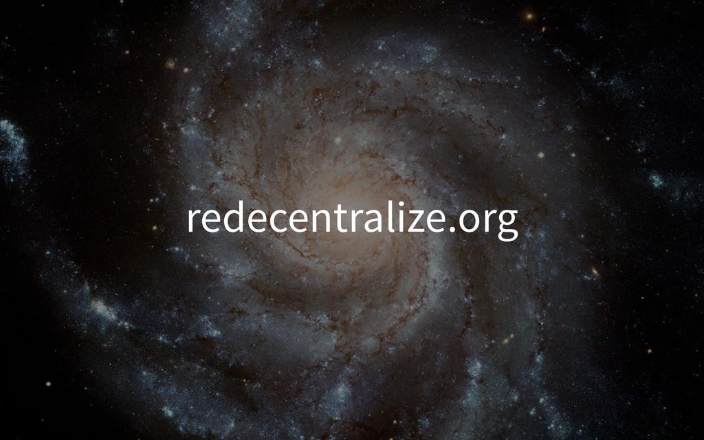 redecentralize.org