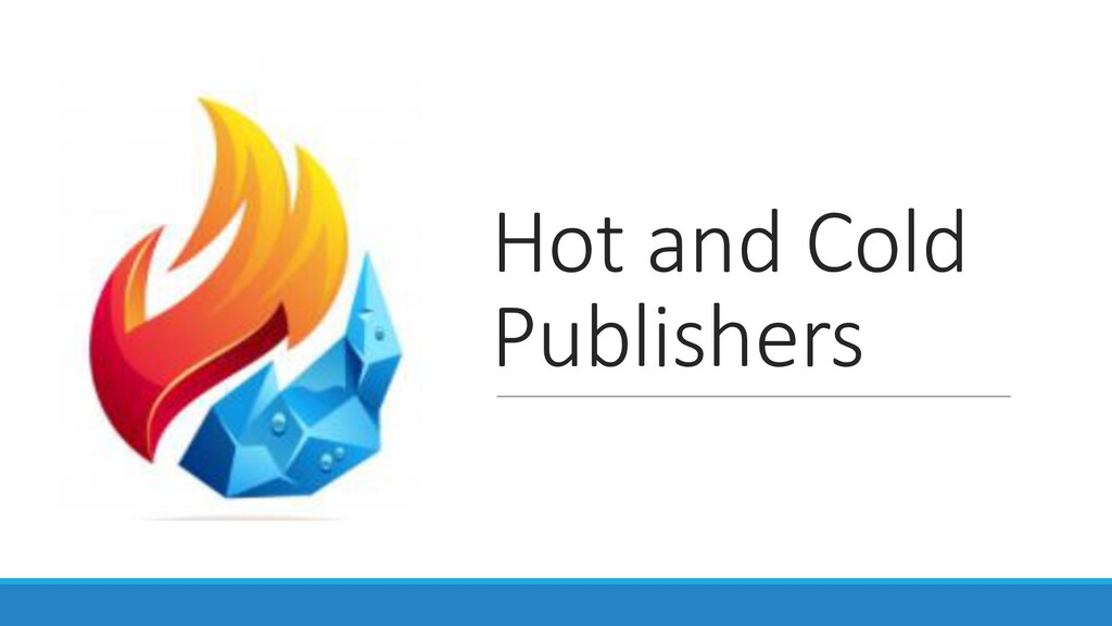 Hot and Cold Publishers