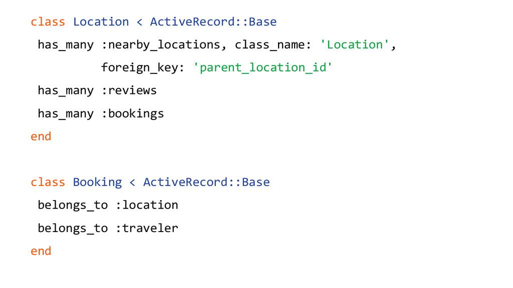 class Location < ActiveRecord::Base has_many :n...