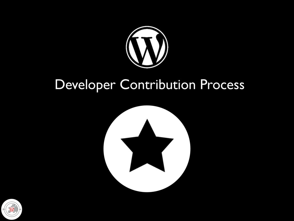 Developer Contribution Process