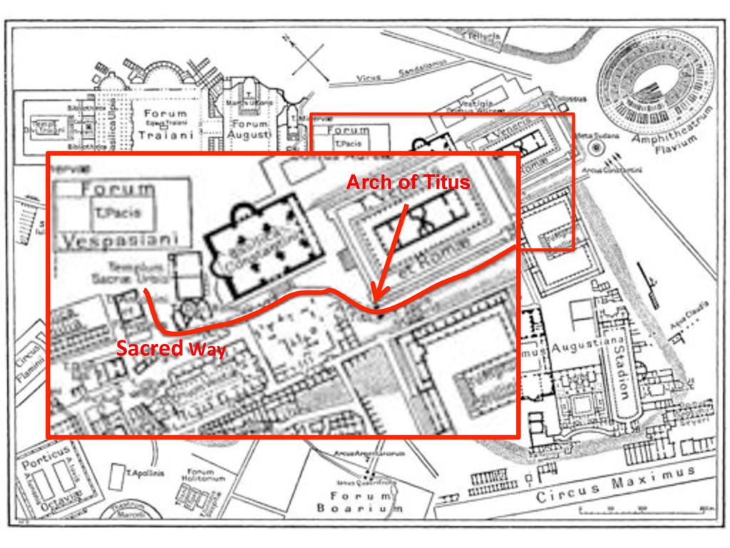 Arch of Titus E%'7+-!J%8!