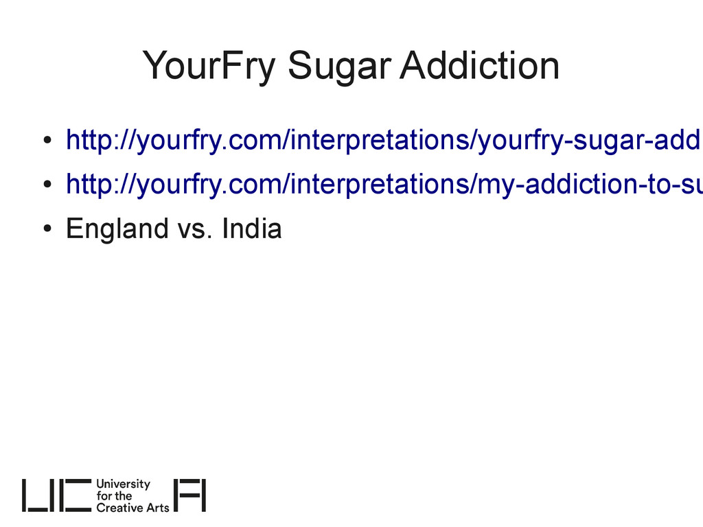 YourFry Sugar Addiction ● http://yourfry.com/in...