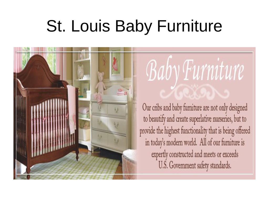 St. Louis Baby Furniture
