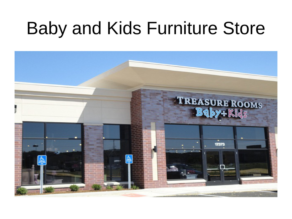 Baby and Kids Furniture Store