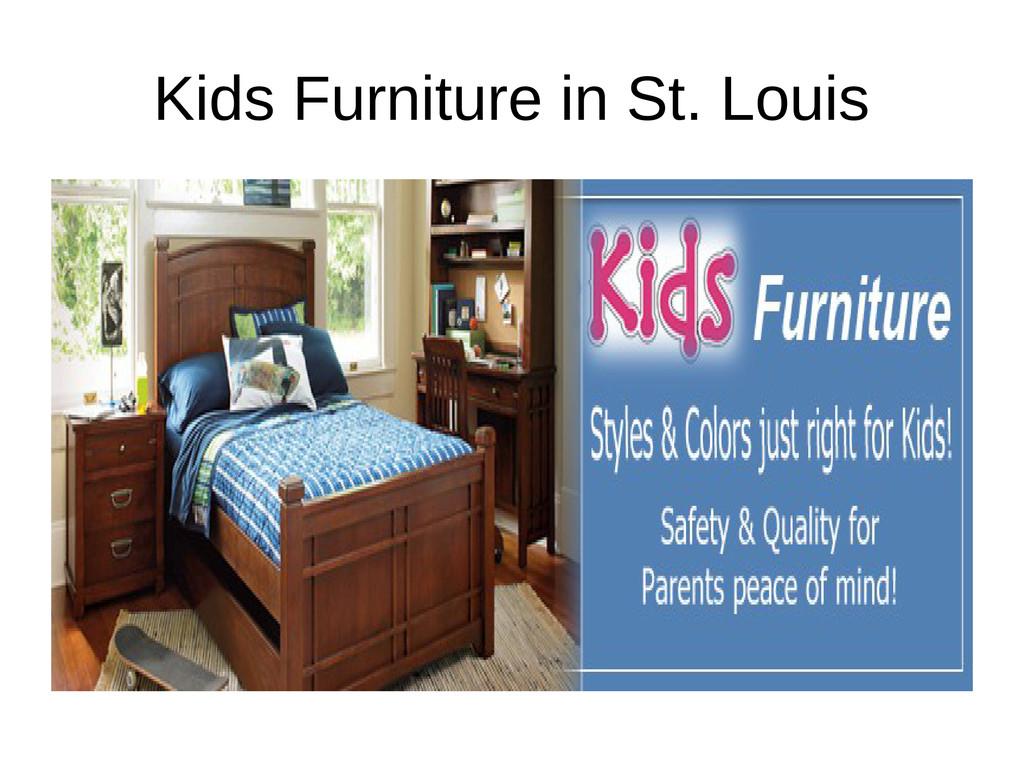 Kids Furniture in St. Louis