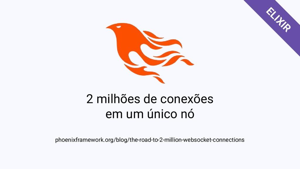 2 milhões de conexões em um único nó phoenixfra...