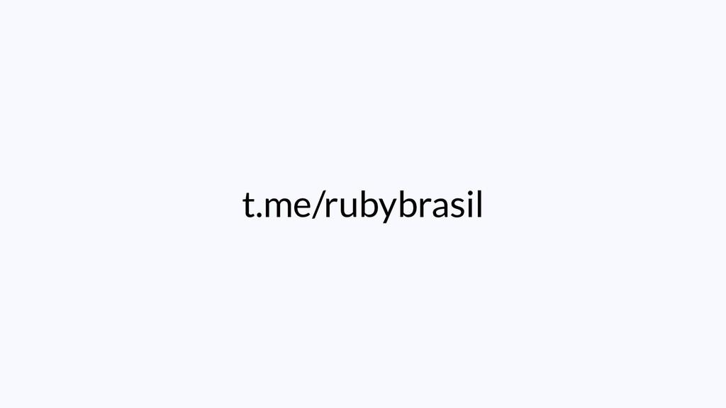 t.me/rubybrasil