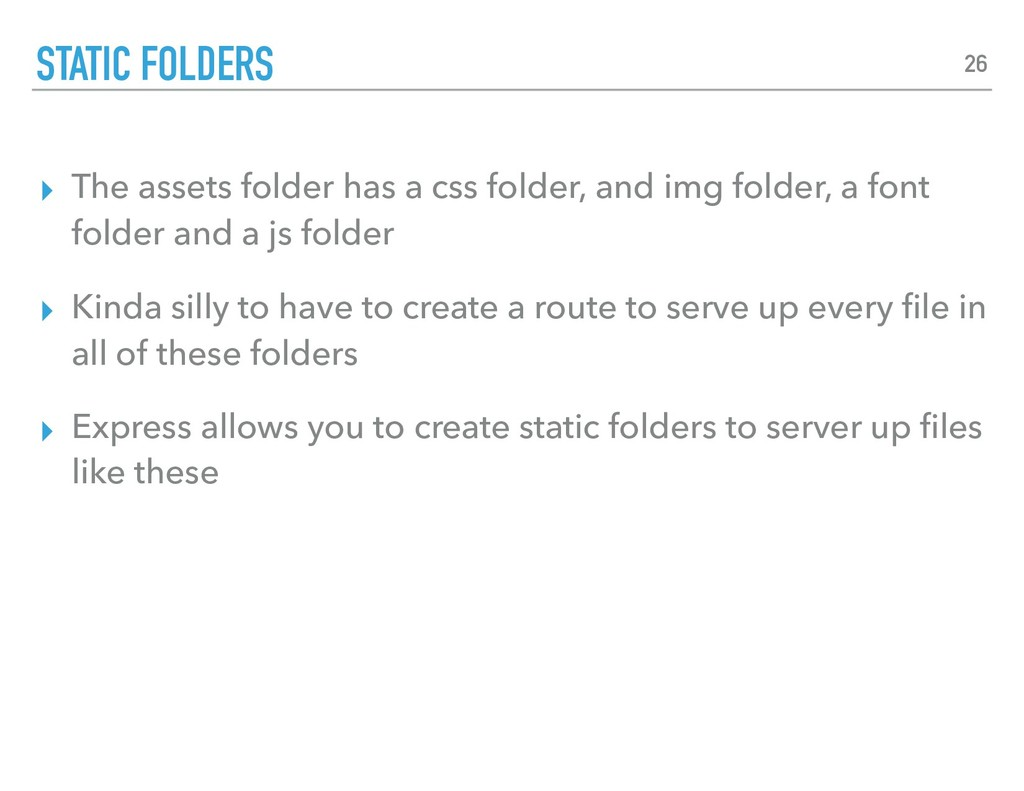 ▸ The assets folder has a css folder, and img f...