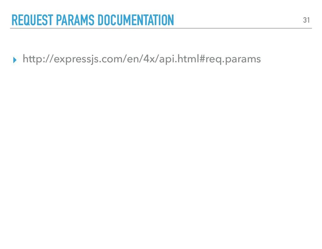 ▸ http://expressjs.com/en/4x/api.html#req.param...