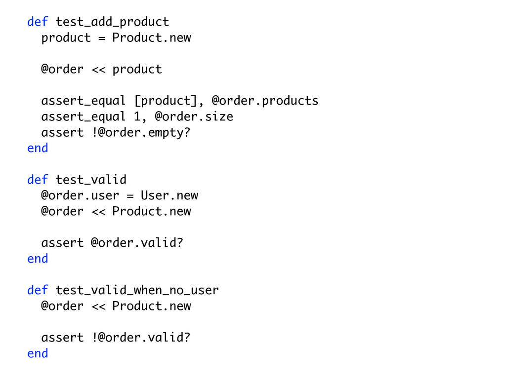 def test_add_product product = Product.new @ord...