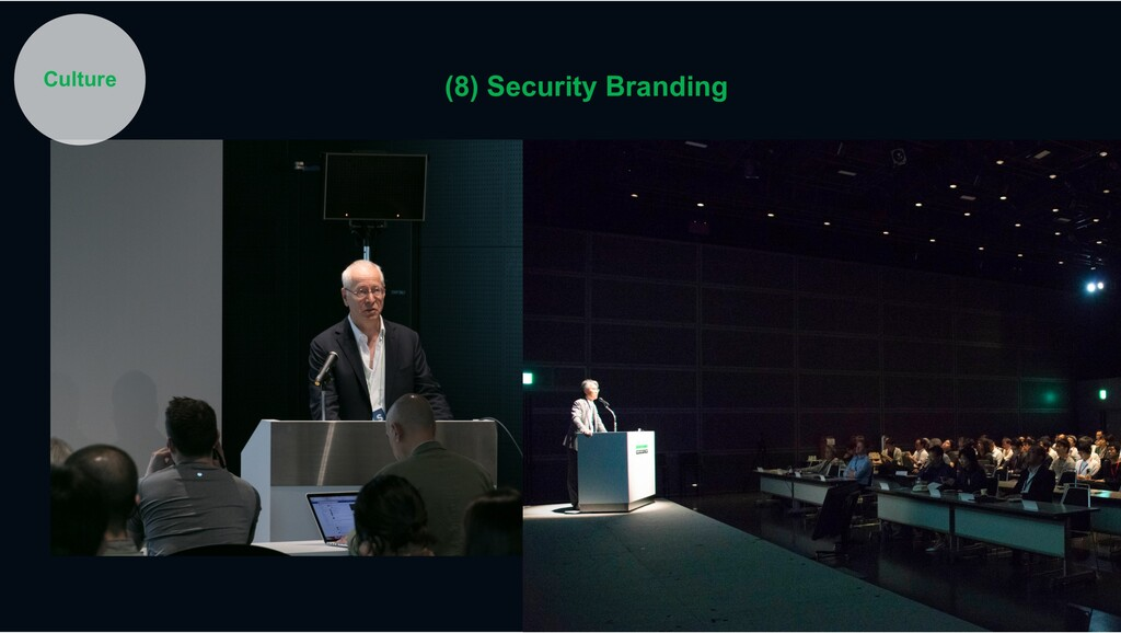 LINEの写真班が撮った写真です Culture (8) Security Branding