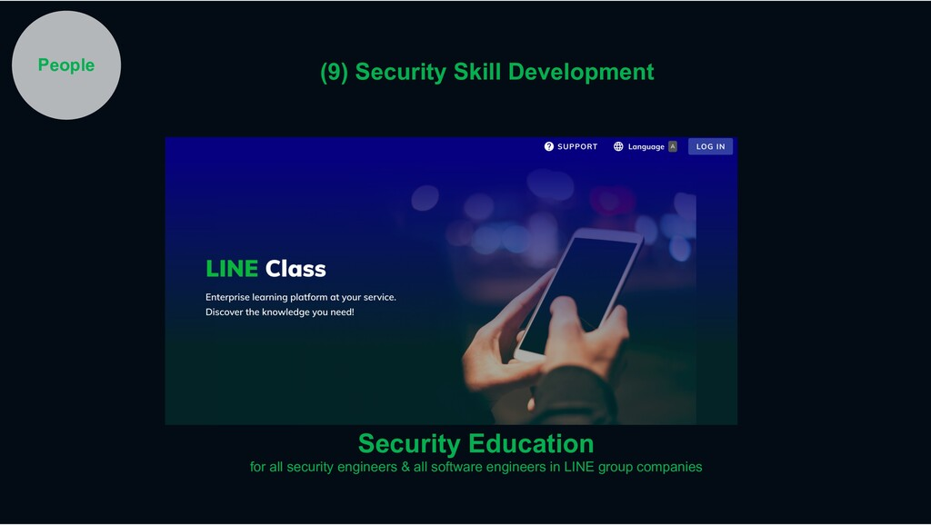 Security Education for all security engineers &...