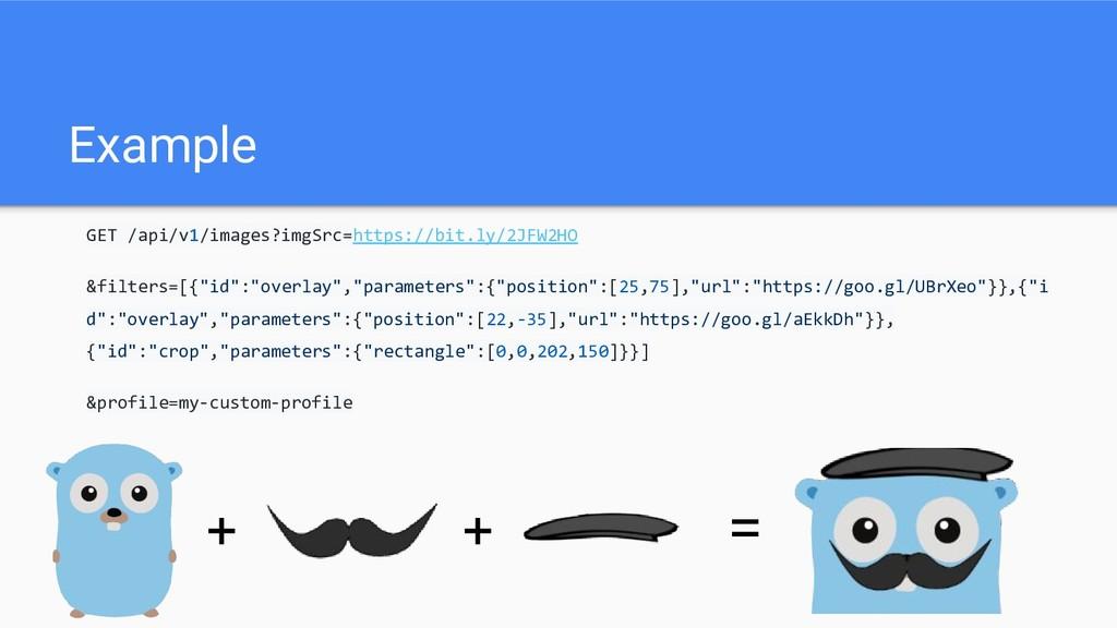 Example GET /api/v1/images?imgSrc=https://bit.l...