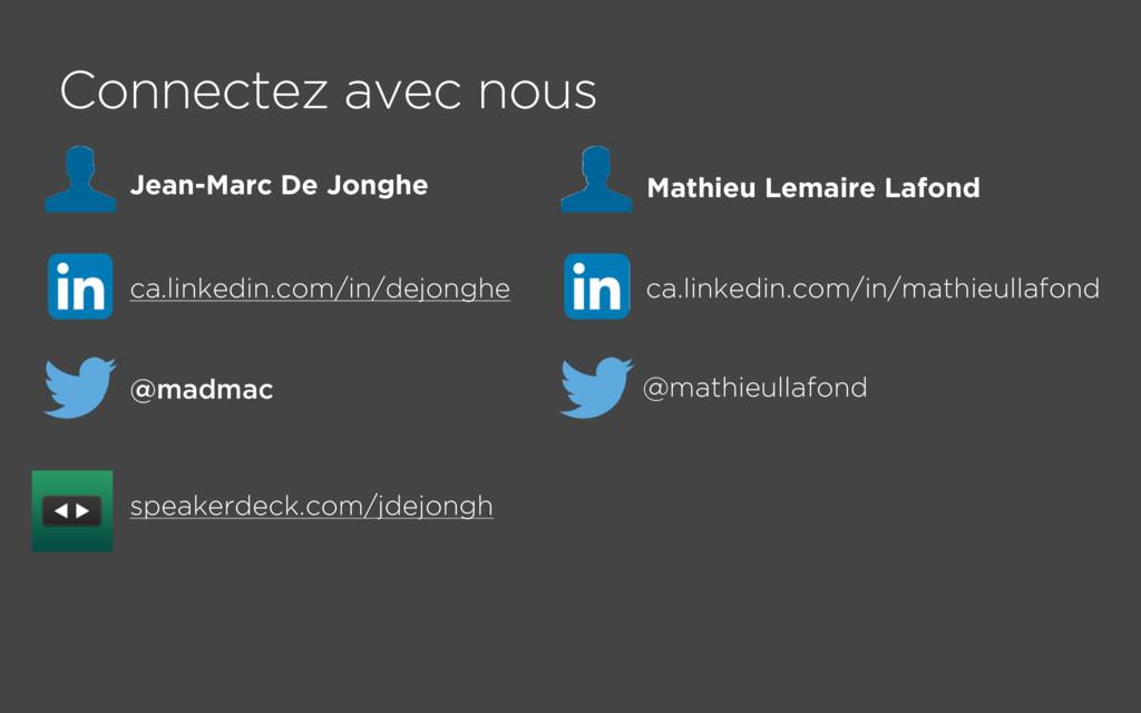 Mathieu Lemaire Lafond @mathieullafond ca.linke...