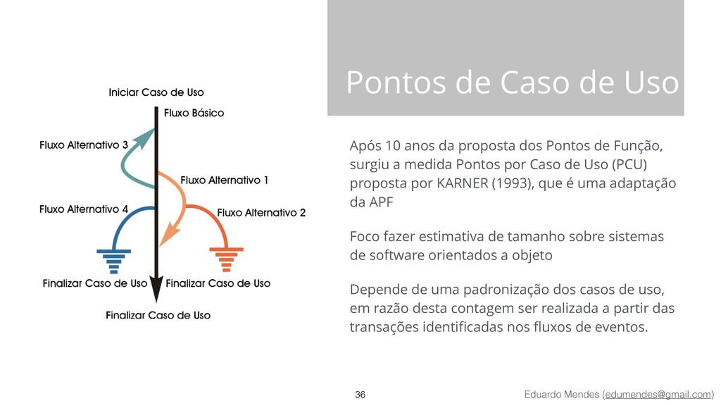 Eduardo Mendes (edumendes@gmail.com) Pontos de ...