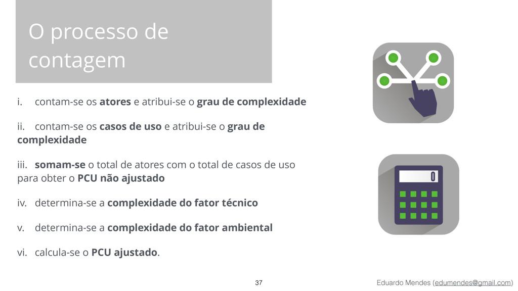 Eduardo Mendes (edumendes@gmail.com) O processo...