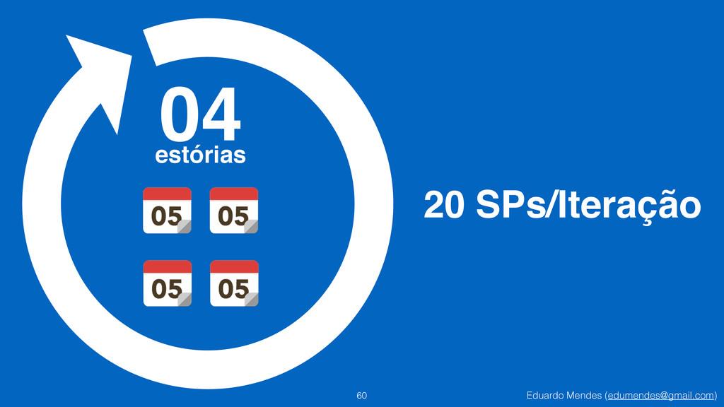 Eduardo Mendes (edumendes@gmail.com) 60 20 SPs/...
