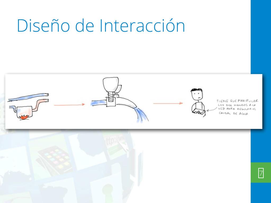 Diseño de Interacción 7