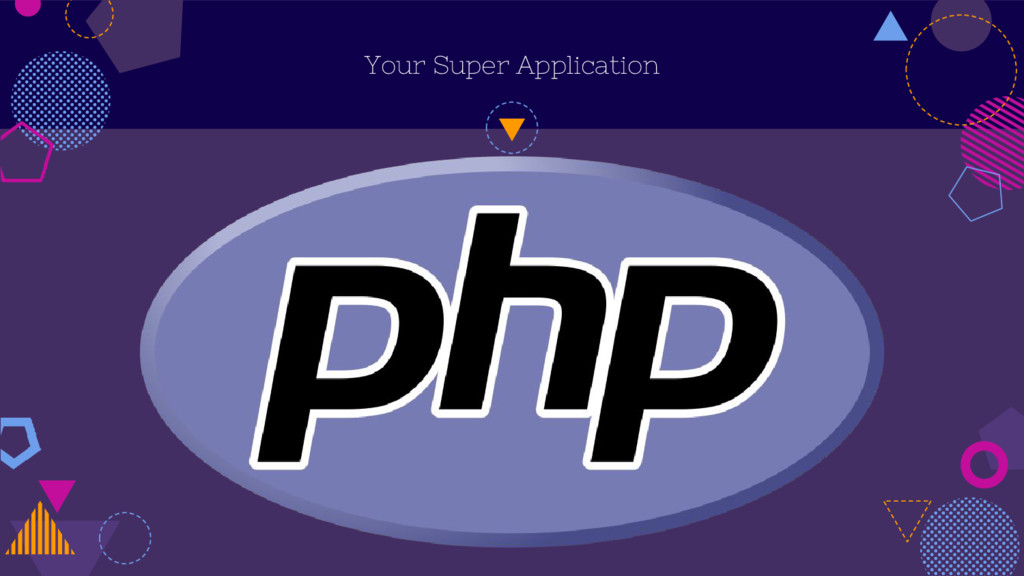 Your Super Application